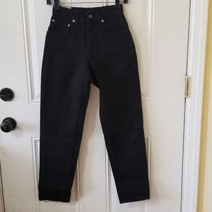 NWT Vintage 550 Levi's Relaxed Fit Tapered  Leg